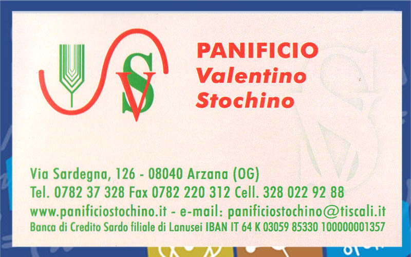 Panificio Valentio Stochino